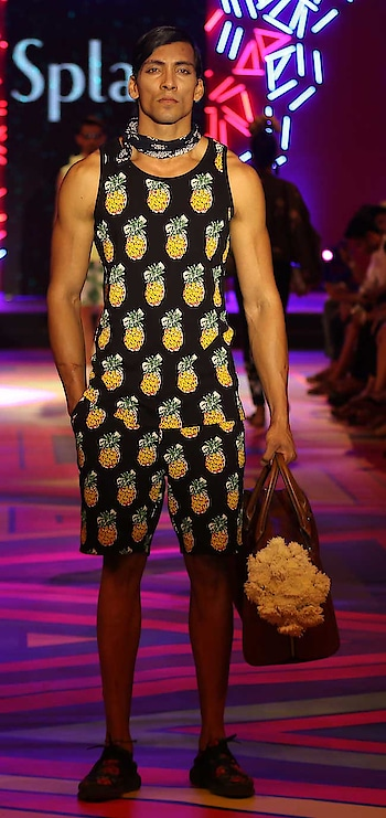 Make a 'Splash' in Fruit & Floral Prints This Summer See more pix: http://www.hisstylecloset.com/news/splash-summer-18/  #menswear #resortwear #swimwear #mensfashion #mensstyle