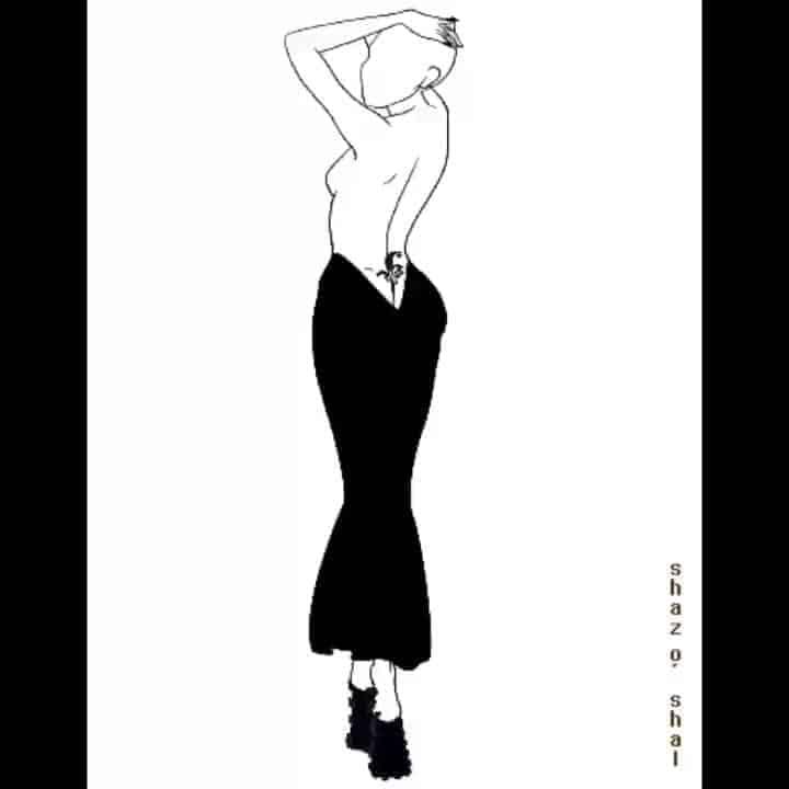 "watch it till the end ! Watch it till the end ! ""WOMEN'S AVANT CONCERT COUTURE S/S 18"" Designed for International Top Women DJ'S of Tomorrowland Music Festival @tomorrowland  Illustrated by Shaz O' Shal @shazorshal .  #shazoshal #fashionillustrator #shaz #shal #futuristic #techwear #womendj #tomorrowland #hautecouture #music #festival #womensfashion #avantgrade #2022 #ss22 #tomorrowland #futurewear #techwear #technology #nasa #Belgium #India #bangalore #illustration #graphicillustration #london #unitedkingdom #techi #techs #plixxo @roposocontests @roposocontests @creativespace #roposo #gifanimation #animation #styledotme"