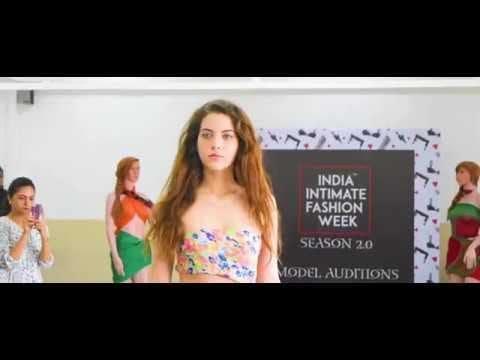 India Intimate Fashion Week (IIFW) Season 2 I Models Audition I Mumbai #iifwseason2#boothetaboo