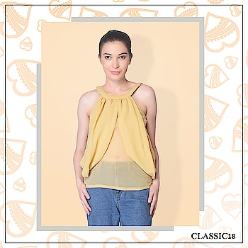 All you sometimes need is a bright colored top and you're good to go. Wear this top with jeans and pumps to complete your look. Shop Now : http://bit.ly/2noVXzY #top #offshoulder #printed #outfits #dailywear #casualwear #casual #summerwear #dailywear #westernoutfits #ootd #potd #ootn #style #lookoftheday #getthelook #lookbook #instadaily #fashion #summercollection #trendy #instafashion #follow #pictureperfect #keepitsimple
