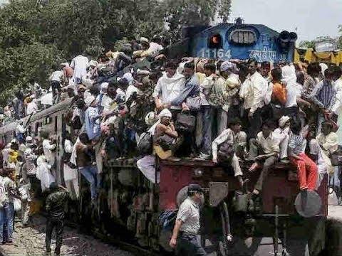 सबसे खतरनाक यात्रा ट्रेन में हो रही है | in Hindi | हिंदी में | 2018 | Papendar