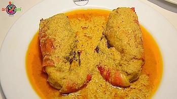 Matsyamukh Utshab - Panchali's Recipe Challenge with The Bhoj Company  #Food #Foodie #FoodBlogger #NewMenu #Kolkata #FoodBloggersKolkata #VBlog #Am2PmFood #PanchPhoron #youtuber #blogger #wow #followme #ropo #roposo #roposofood #foodiesofindia #foodonroposo #roposo-food #indianblogger #indianbloggercommunity