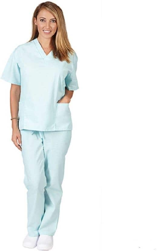 Trident RI_FE_1160_AQUA_M Shirt, Pant Hospital Scrub  (Light blue M)  #coat #labcoat #hospitalcoat #scrubsuit #hospitalscrub  #sciencelabcoat #hospitalcoat #doctorcoat #nursescrubsuit #chemistrylabcoat #valentinesday #valentine #valentinespecial #ilove #star #smile #heart #valentinesday2018 #happy #glitter #love  #ropo-love #bae #pyarekdhokahai  *Price Rs. 546 *Link https://www.flipkart.com/trident-ri-fe-1160-aqua-m-shirt-pant-hospital-scrub/p/itmehthjefjpq9ag?pid=HTSEHTHJTPHWXPQM