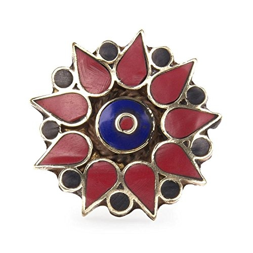 #ring #partywearshopping #necklace #girlsnecklace #ladiesnecklace #fashionablering #trendyrings #trendynecklace #women-fashion #jewelryonline #buyjewelleryonline   Title -  Avni Creation Multicolor Flower Design Boho Ring (Fashion ring, Stylish ring, Women ring)   Selling Price- 250  Link- https://www.amazon.in/dp/B0794ZT6G9