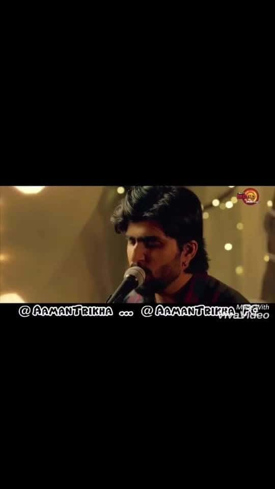 ‪Blessings are waking up to RockStar @AamanTrikha's Soulful, Divine voice 💝 The heart throbbing #SatrangiRe is the #SongOfTheDay 🎼 ‬ #ProudOfYouRockStar 🙌🏻 #AamanTrikha 🎙 You are our pride and will always be 🙌🏻 ‪#AamanTrikhaMusic 🎼‬ #‪LoadsOfLove 💝 ‬#Pride #JaiMataDi 🙏🏻#AamanTrikhaKaaGaana 🎼 #AamanTrikhaKeeAawaaz 🎶 #musicislife #musicislove #musicisdivine #MusicIsAamanTrikha 🎙 ‪#Gratitude #Royal #Legend #‬styleicon #Beard #HairStyle #innocence #inspiration #devotion #happiness #dedication #soulful #divine #versatile #voice #20likes