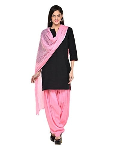 Stylenmart Women Cotton Solid Full #Patiala #Salwar #Dupatta @ Rs.384. Buy Now at http://bit.ly/2GeigTo