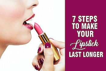 Learn some quick steps to make your Lipstick last long 💁♀️ https://www.thechaimag.com/category/beauty/seven-steps-to-make-your-lipstick-last-longer.html  #makeup #makeuphacks #lipstickhacks #diy #diymakeup #thechaimag #bblogger #beautyblogger #thatwingedeyeblogger #staytuned