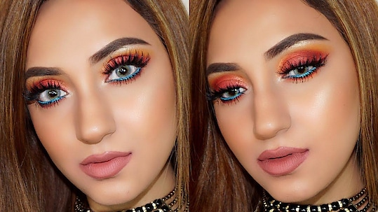DRUGSTORE ONE BRAND TUTORIAL : NYX  #makeup #ootd #ootn #kyliejenner #beauty #indianyoutuber #outfit #indianvlogger #outfitoftheday #kimkardashian #vlogger #style #roposolove #soroposo #haul #nofilter #selfie #happy #smile #fashion #fashionblogger #blogger #stylist #best #beautiful #love #skincare #new #shoes