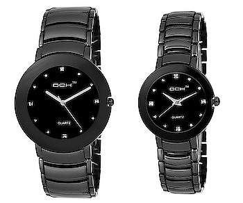 Presenting The #Ultimate & #Unique #Couplewatches From The#GirlsShopping  SELLING PRICE - 799 /- For See More & Buy- https://bit.ly/2pOg23I