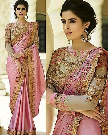 Peach Georgette Designer Saree  Price : 1499/- Click here to view : https://trishulom.com/peach-georgette-designer-saree  #fashionlover  #fashion_mode #saree #styles #ropo-fashion #fashiondivas #beautifying-saree
