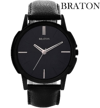 Braton fashion Watch For Men. Edgy and affordable range of watches. Crafted from a rich quality material, this watch for men's is light in weight and long lasting too. Add a physical dimension to your Style. https://www.amazon.in/dp/B079QLDSKM #watches #menwatches #watchesformen #womenwatches #Trendywatches #watchesforwomen