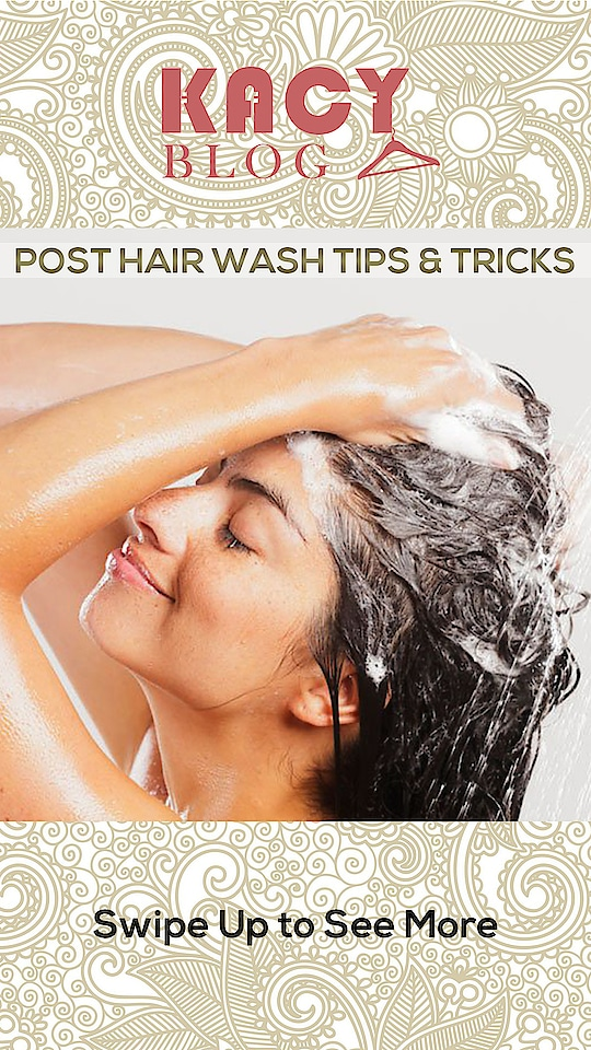 We often get worried when we see a lot of hair strands in comb while combing after hair wash. Want to know how can you get rid of your post hair wash problems? check it out!  #kacy #kacyblog #kacybeauty #kacyworld #hairlosstreatment https://kacyworld.com/ultimate-post-hair-wash-tips/