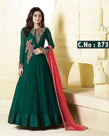 Best Offer 😍😍 👉🏿 Price :1150/-+ Shiping Charge 👉🏿 COD Services Available.(depends on product) 👉🏿 For Order Direct Messages On WhatsApp 👈🏾 👉🏿 +91 95 - 37 - 26 - 75 - 43 ---Fabric detail--- LP - Green Salwar suit (873):- Top :- Georgette Sleeves :- Georgette With Emb.work Bottom :- Santoon  Inner :- Santoon  Work :- Embroidery Dupatta :- Nazmin Length :- Max up to 57 Size :- Max up to 46 Type :- Semi Stitched *Qulity Guaranteed *👌🏻 ✔ 100% Best Quality Never ending love. 💙 🎀🎀 ==================== 👉🏿 If you Buy/Shiping Plese DM WhtsApp Number For Order 👉🏿 +91 95 - 37 - 26 - 75 - 43(Whtsapp) 😍 New Offer - New Collection - New Design 😍 Follow : 🐾@dresses_bazars  Follow : 🐾@dresses_bazars  Follow : 🐾@designer_dresse #sumangali #lengha #bridal #suits #leng #bridalenghas #bridalmakeup #bridaware #mendhi #designersarees #desingersareeshyderabad #desingersareemumbai #designersareeskolkata #designersareesdelhi #designersareesusa #sareesusa #sareesoverseas #sareescanada #sareeschenni #sareeshyderabad #sareesbanglore #sareespanjab #sareesmaharashtra #lenghasbanglore #lenghasmumbai #bridallenghashyderabad #sareesnewyork #sareeschicago #sareegermany #bridallenghasindiat