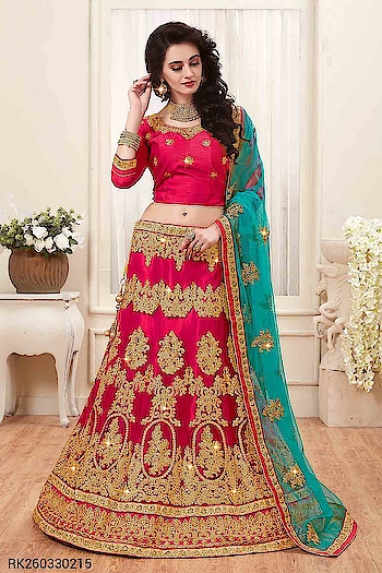 We present our Latest Wedding Wear Lehenga Choli Collection..  http://www.sringaar.com/buy/couture-wedding-dresses.aspx  Product : RK2603 http://sringaar.com/SearchProduct.aspx?q=rk2603 #Sringaar #SringaarFashion #WE_DELIVER_WORLDWIDE  Whatsapp No : +91-9971331899 Contact us : +91-9212337921 Email - sales@sringaar.com  Visit Us at: http://www.sringaar.com Facebook : https://www.facebook.com/SringaarOnline Instagram : https://www.instagram.com/sringaarfashion  Fabric of Lehenga - Net Fabric of Inner of Lehenga - Sattin Fabric of Dupatta - Net Fabric of Choli - Bangalori Silk Size Available - Bust Size: 44 Inch; Lehenga Waist: 38-40 Inch; Lehenga Length: 45-48 Inch Work - Heavy Zari Embrodiery And Daimond Work  #Lehenga-In-USA #Lehenga-In-UK #Lehenga-In-Sharjah #Lehenga-In-Saudi-Arabia #Lehenga-In-New-York #Lehenga-In-Malaysia #Lehenga-In-Los-Angels #Lehenga-In-Hauston #Lehenga-In-Dubai #Lehenga-In-Dallas #Lehenga-In-Chicago #Lehenga-In-Canada #Lehenga-In-Australia #Lehenga-In-Abu-Dhabi