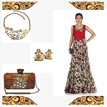 Flaunt the floral trend with some statement earrings and hand painted bag.Available at vintagedesi.com Shop now and avail 10% off when you sign up for our newsletter. We ship worldwide ! #suits #s7 #sumangali #lengha #bridal #leng #bridalenghas #bridalmakeup #mendhi #designersarees #desingersareemumbai #designersareeskolkata #sareesusa #lenghasbanglore #lenghasmumbai #bridallenghasindia #shopoholics #shoppingday #fashionaddict #currentlywearing #flatlay #instastyle #styleblogger #cake #chocolate #girl #mumbaimerijaan #jaan #indiandesignersuits #punjabisuit #salwarkameez #lehanga #kurtis #punjabifashion #rajkumari_dressuplikeaprincess #highslittop #instalike #instapic #instafollow #instadaily #instamood #invogue #ootd #potd #fashionblogger #entrepreneur