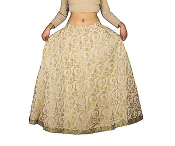 """Khushbu Kreation Wedding Party Wear Stylilsh Long Skirt For Women  Made of premium quality fabric, this Product is highly comfortable and a perfect pick of the Fetival season. Don't miss this super, amazing, stunning and stylish This skirt Trendy and appealing, this skirt from The house """"Khushbu Kreation"""" exclusive collection will surely impress fashionable.  #women #ethnicwear #lehnga #dupatta #chunni #bottomwear #leggings #jeggings #salwar #pant   Buy Now:- https://amzn.to/2Bi0uMf"""