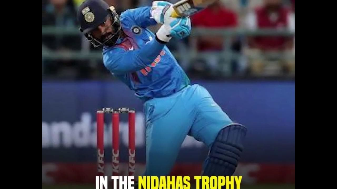 Dinesh Kartik Last Ball Six Help To Win India | Hero Nidahas trophy 2018 | Highlights  #roposo  #indian #army #followme #followforfollow #ideas #love #newdp #photographyeveryday #music #beauty #roposolove #model #videolover #stunts #stunt  #roposo-pic #like4like  #like4follow #likeforlikeback  #videotutorial #videooftheday #videoshoot #awesome #looklikethis #nicecollection   check video Collection that will enhance your skills and knowledge here 👉 https://goo.gl/Mht79N 👍👍👍👍👍