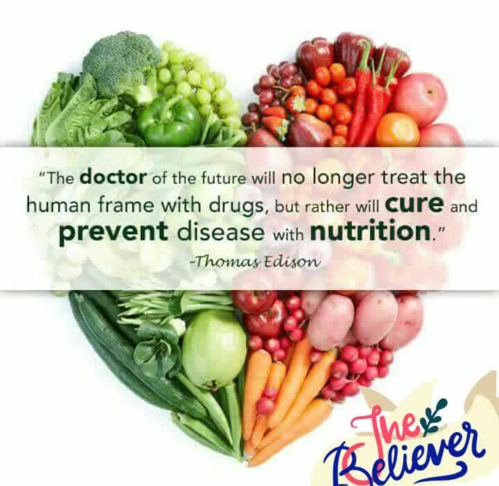 Everything can be Prevented by Good Nutrition 🍇🍈🍉🍓🍅🍌 & Healthy Active Lifestyle 💪💪..... It's on us which habits we develop for Our Well-being.  Look upto your daily Food & Lifestyle & Ask Yourself Do You Really Get All the Nutrients Daily and follow Healthy Active Lifestyle❓❓❓❓ . . . . If No then I Show You the Way How You Can Have Complete Nutrition Daily with Healthy Active Lifestyle 🍉🍓🍈🍅🚵💪👪👪 With Your Family. Ask For Info. 💌   #letsgetstarted #fitnessjourney #fit #fitness #nutrition #healthyliving #healthyactivelifestyle #wellness #wellnesscoach #workout #family #healthyyou #lookgoodfeelgood #join #dmfordetails #thebeliever #thebeliever