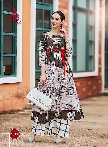 buy this new arrival  collection...  #kurtistyles #kurti #designer #designer-wear #fancykurtis #longkurti #summerfashion #summers #summerlook #summer-style #newarrivals #ladieswear #online #cotton #cottonkurti #kurtionlineshopping #kajal #kajalstyle #summer #summer-style