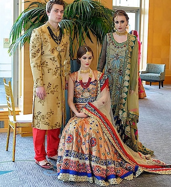 """Our most straightforward line to Indian designers would be 'please come out of your starry image; focus on business.'"" Meet Raasleela Bridal Week CEO Parvesh Kumar :: www.explosivefashion.in/blogs/a-chat-with-raasleela-bridal-week-ceo-parvesh-kumar.html #fashion #fashionblogger #fashionweek"