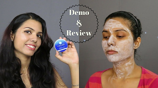 OxyLife Cream Bleach | Demo & Review | omnistyles