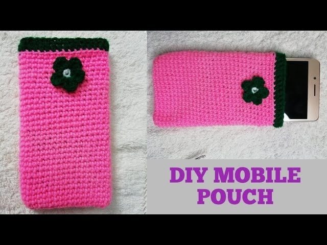 HOW TO CROCHET MOBILE COVER VERY EASY FOR BEGINNERS/ #tutorial#umacreations