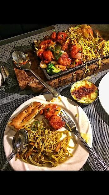 This is what I do on Tuesdays! Miss the food I had on Monday 🍤🍝🍴 #PrawnLover #AakshiKashyap #delhigram #Like4like #likesforlikes #likes4likes #nomnom #indianfood #delhi_igers #delicious #foodaholic #foodmaniacindia #foodgasm #delhifood #foodporn #delhifoodblogger #foodtalkindia #delhifoodie #soulfood #hiddengem #sodelhi #delhincr #ifoundawesome #mumbaifoodie #mumbaifood #hdfam #junkfood #sizzler #golasizzlers