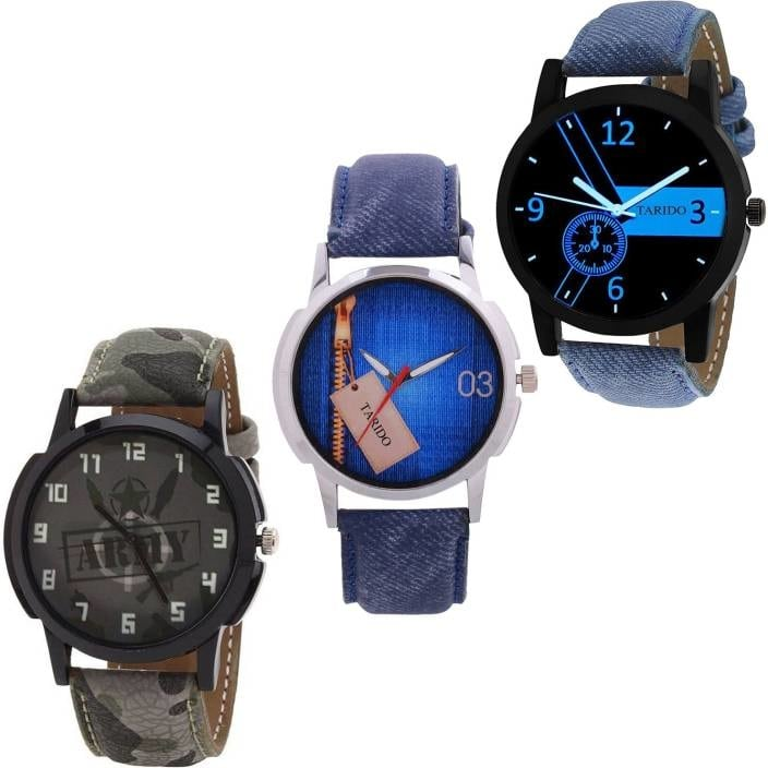 #Tarido Exclusive #watches and Combos - For Men and womens. When It All Comes Down To It, Tarido Watches Are What Separate You From The Rest. https://www.flipkart.com/tarido-td9096sl23-exclusive-combo-men-watch/p/itmf3zhcugzuy55d?pid=WATEWDP3QQZFDE2N  #menwatches #watchesformen #womenwatches #watchesforwomen #combowatch #trendywatch