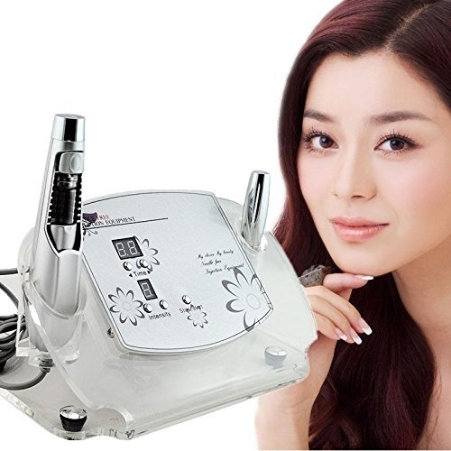 "Cosderma Mesotherapy Electroporation machine with free Glutathione serum Mesotherapy machine ₹20,000.00₹12,500.00 QUANTITY  1 ADD TO CART Cosderma Mesotherapy Electroporation machine with free Glutathione serum Mesotherapy machine  Specifications  1. Needle Free Mesotherapy  2. Skin whitening  3. OEM design  4.Needle-free therapy  5. Matching the liquid products  2014 Home Use Non Needle Needle Free Mesotherapy Injection Gun   2014 Home Use cryo electroporation machine Needle Free Mesotherapy machine galvanic beauty machinehttps://sc01.alicdn.com/kf/HTB1j0TKGXXXXXb3XpXXq6xXFXXXv/221830660/HTB1j0TKGXXXXXb3XpXXq6xXFXXXv.jpg"" width=""710""/>  Product Description  What is needle-free mesotherapy?  Needle-free mesotherapy is a painless non-bruising technique where natural extracts, vitamins, homeopathic agents and pharmaceuticals are passed into the layer of fat & connective tissue under the skin.  Needle-free mesotherapy is highly effective for a variety of purposes, Male Breast Reduction, Love Handles Reduction, Facial and Neck Slimming, Square Jaw Reduction, Unsightly Double Chin, Skin Tightening, Fat Reduction, Cellulite Treatment, Saggy Knees, Body Lift, Brazilian Butt Lift , Stretch marks, Unwanted Appearance of Fats In Stubborn Areas, Unshapely Arms, Thighs, Calves and Hips, Unwanted Underarm Fat Deposit, Bra Line Fat Deposit, Hair Loss, Fine Lines & Wrinkles, Loss of Elasticity, Uneven Skin Tone and Texture, and Clinical Skin Whitening.  Copyright © 2017 cosderma - All Rights Reserved. Powered by Cosderma"