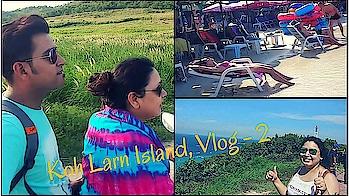 #kohlarn #vlog #pattaya  #coralisland #beach fashion #beach #mountains #hiking #biking #explore #island #greenery #tien #watersports #ropo-style #musafir #musafirchannel