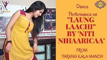 This time, I tried bollywood punjabi dance performance on very famous Mannat Noor & Ammy Virk's Laung Laachi punjabi song. Please have a look and don't forget to do Like, Comment, Share & Subscribe. #MannatNoor #AmmyVirk #LaungLaachi #NeeruBajwa #AmbardeepSingh #NitiNihaaricaa #TarangKalaManch #PunjabiDance #PunjabiSong #YoutubeVideo