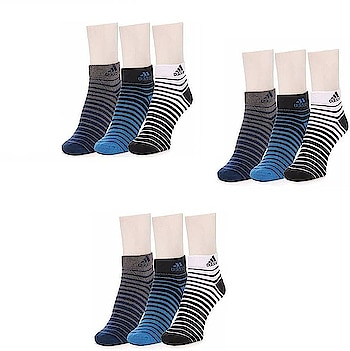 Here are some branded cotton socks and nikkar  for menfrom the house of BHOOMISTORE for purchase just click on the respective images  #sportsocks #sportshorts #adidassocks #reebokschocks    Buy now:-https://amzn.to/2vmfnvv