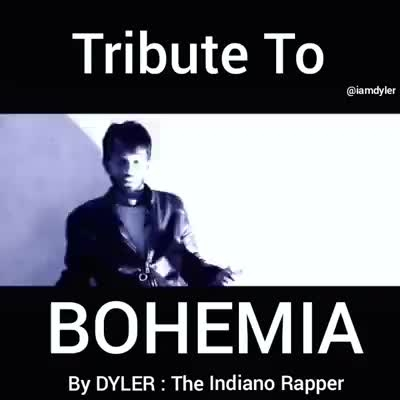 Tribute to the King of Desi Hip-Hop by my brother #Dylertheindianorapper #bohemian #industry #bollywood  https://www.instagram.com/p/BhtrFxOnEBV/