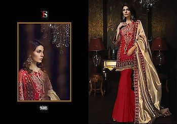 DEEPSY HAYAT WHOLESALE PAKISTANI SALWAR SUIT READDY TO SHIP  DISCOUNT 7% PRICE: 1199*6 + 5% GST  BOOK YOUR ORDER NOW..... For more info You Can #Contact Or #Whatsapp On :9687533166 Email: textilebazar299@gmail.com