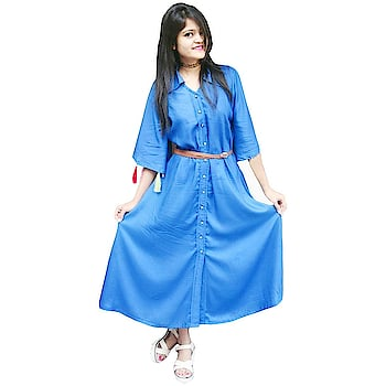 Fashion is about dressing according to what is fashionable style is more about being yourself Here are some trendy and fashionable dress from the house Rajkumari click on the images for purchaing. #trendydress #fashionabledress #stylishkurti #casualkurta #long kurta   Buy now:- https://amzn.to/2Jdujhx