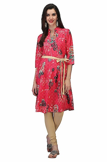 Printemps Casual 100% Polyester Pink Tunic /Dress for Women & Girl  MATERIAL: 100% POLYESTER Pattern: Solid & Regular Fit::Sleeves types-3/4 Sleeve Elegant Look and Premium Fabric.OCCASION :- Party, Festive, Wedding Wear, Best Gift For Your Loved ones.  Buy Now:- https://amzn.to/2vxorOt