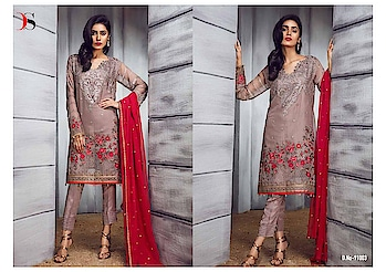 DEEPSY AFSANA WHOLESALE PAKISTANI SALWAR SUIT READDY TO SHIP  DISCOUNT 7% PRICE: 1199*7 + 5% GST  BOOK YOUR ORDER NOW........ For more info You Can #Contact Or #Whatsapp On :9687533166 Email: textilebazar299@gmail.com