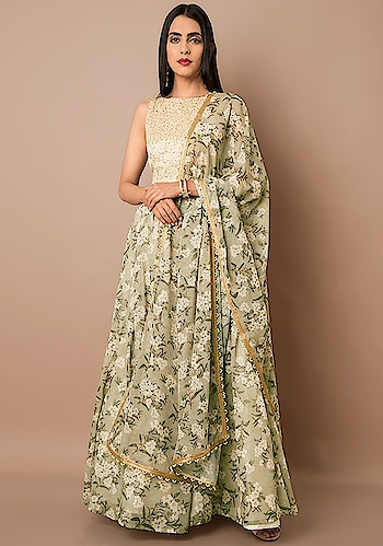 Discover new styles at Indya  SHOP Floral Georgette Dupatta - https://goo.gl/5fkR2o  Mint Pearl Trim Floral Georgette Dupatta ₹ 1950  #roposo #fashion-addict #party-edit #party #party-wear #clothes #Fashion #loveyourself #Dupatta #Georgette-Dupatta #beauty #styles #love #followme #like #fashion #Mint-Pearl #celebration #trending #roposogal #wow #roposolove #Summer #Wedding #Indya #traditionaldress #ethnic #Indo-Western
