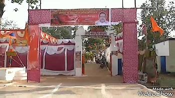 Preparation of Ram Navami festival at the rate of Shirdi Sai Baba