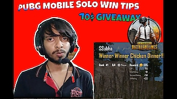 PUBG MOBILE all tips and tricks for win solo Plus 10$ Giveaway [ FULL HD 4k Gameplay]  #pubg #games #wwe 2k18 for android  #comedyvideo  #songs  #earnmoney  #youtubevideo