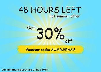 hot summer offer. Get 30% off!  https://9rasa.com/  #9rasa #studiorasa #ethnicwear #ethniclook #fusionfashion #online #fashion #offer #30%
