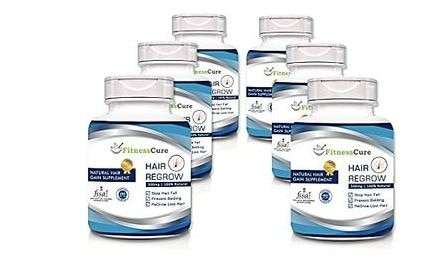 Fitnesscure Hair Regrow 100 Natural Herbal Supplement For Hair Loss, 60 Veg Capsules (Pack Of 6)  happy #weekend #wedding #indianblogger #firstpost #blogger #menonroposo #captured #fun #roposo-style #roposolove #ropo-love #mood #nature #roposogal #jhakkas #beats #roposo #queen #photography #love #fashionblogger #soroposo #fashion #ropo-good #model #dude #bindaas #roposotalenthunt #merrychristmas #winter #loveyourself #dance   *Link https://www.shopclues.com/fitnesscure-hair-regrow-100-natural-and-herbal-supplement-for-hair-loss-60-veg-capsules-pack-of-6-134619216.html