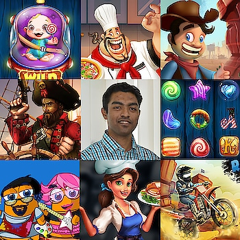 #2D #arts designed by our talented #artist Subhojit #artvartist #artvartists  #graphic #graphicart #designer  #RedAppleTech For more: http://www.redappletech.com/2d-game