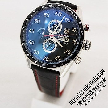 Tag Heuer Grand Carrera Calibre 16 Leather Strap Chronograph Men's Watch  Rs.5599/-  https://replicastoreindia.com/  Rolex Replica First Copy Watches  CASH ON DELIVERY ALL OVER INDIA  Contact Us - 9833686707 Email- Info@replicastoreindia.com  We Are Top Rated Replica First Copy Watches Dealer in India We Truly Believe In Quality We Sell Top Quality Swiss Made Replica First Copy Watches To Our Customers & Provide Best Customer Service  We Offer Free Shipping & Cash On Delivery Service All Over India.  #mystylemantra #look #styleblogger #fashionista #instagram #photography #women-fashion #womensfashion #shopping #onlineshopping #wedding #summerfashion #youtuber #black #trendy #makeup #beautiful #mumbai #cool #summer-style #loveyourself #style #ootd #model #followme #summerstyle #indianblogger #ethnic #myfirststory #fashionblogger #look #ropo-good #dress #india #indianblogger #shopping #shoes #model #mystylemantra #newdp #trendy #ropo-love #summer-style #roposogal #myfirstpost #swag #summerfashion #soroposo #desi #loveyourself #onlineshopping #roposolove #love #aselfieaday #springsummer #fashiondiaries #fun #ootd #makeup #beauty #ootd #outfitoftheday #lookoftheday #TagsForLikes #fashion #fashiongram #style #love #beautiful #currentlywearing #lookbook #wiwt #whatiwore #whatiworetoday #ootdshare #outfit #clothes #wiw #mylook #fashionista #todayimwearing #instastyle #TagsForLikesApp #instafashion #outfitpost #fashionpost #todaysoutfit #fashiondiaries #mystylemantra #look #styleblogger #fashionista #instagram #photography #women-fashion #womensfashion #shopping #onlineshopping #wedding #summerfashion #youtuber #black #trendy #makeup #beautiful #mumbai #cool #summer-style #loveyourself #style #ootd #model #followme #summerstyle #indianblogger #ethnic #myfirststory #fashionblogger #look #ropo-good #dress #india #indianblogger #shopping #shoes #model #mystylemantra #newdp #trendy #ropo-love #summer-style #roposogal #myfirstpost #swag #summerfashion #soroposo #desi #loveyourse