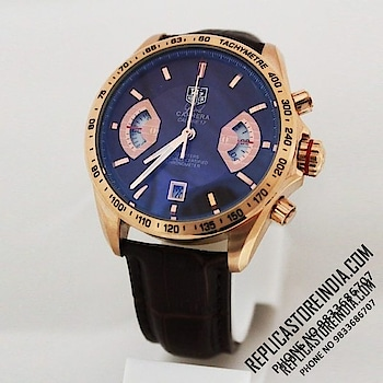Tag Heuer Grand Carrera Calibre 17 Brown Dial Leather Strap Chronograph Men's Watch  Rs.5099/-  https://replicastoreindia.com/  Rolex Replica First Copy Watches  CASH ON DELIVERY ALL OVER INDIA  Contact Us - 9833686707 Email- Info@replicastoreindia.com  We Are Top Rated Replica First Copy Watches Dealer in India We Truly Believe In Quality We Sell Top Quality Swiss Made Replica First Copy Watches To Our Customers & Provide Best Customer Service  We Offer Free Shipping & Cash On Delivery Service All Over India.  #mystylemantra #look #styleblogger #fashionista #instagram #photography #women-fashion #womensfashion #shopping #onlineshopping #wedding #summerfashion #youtuber #black #trendy #makeup #beautiful #mumbai #cool #summer-style #loveyourself #style #ootd #model #followme #summerstyle #indianblogger #ethnic #myfirststory #fashionblogger #look #ropo-good #dress #india #indianblogger #shopping #shoes #model #mystylemantra #newdp #trendy #ropo-love #summer-style #roposogal #myfirstpost #swag #summerfashion #soroposo #desi #loveyourself #onlineshopping #roposolove #love #aselfieaday #springsummer #fashiondiaries #fun #ootd #makeup #beauty #ootd #outfitoftheday #lookoftheday #TagsForLikes #fashion #fashiongram #style #love #beautiful #currentlywearing #lookbook #wiwt #whatiwore #whatiworetoday #ootdshare #outfit #clothes #wiw #mylook #fashionista #todayimwearing #instastyle #TagsForLikesApp #instafashion #outfitpost #fashionpost #todaysoutfit #fashiondiaries #mystylemantra #look #styleblogger #fashionista #instagram #photography #women-fashion #womensfashion #shopping #onlineshopping #wedding #summerfashion #youtuber #black #trendy #makeup #beautiful #mumbai #cool #summer-style #loveyourself #style #ootd #model #followme #summerstyle #indianblogger #ethnic #myfirststory #fashionblogger #look #ropo-good #dress #india #indianblogger #shopping #shoes #model #mystylemantra #newdp #trendy #ropo-love #summer-style #roposogal #myfirstpost #swag #summerfashion #soroposo #desi 