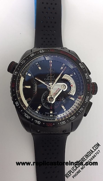 Tag Heuer Grand Carrera Calibre 36 Rubber Strap Chronograph Men's Watch  Rs.5099/-  https://replicastoreindia.com/  Rolex Replica First Copy Watches  CASH ON DELIVERY ALL OVER INDIA  Contact Us - 9833686707 Email- Info@replicastoreindia.com  We Are Top Rated Replica First Copy Watches Dealer in India We Truly Believe In Quality We Sell Top Quality Swiss Made Replica First Copy Watches To Our Customers & Provide Best Customer Service  We Offer Free Shipping & Cash On Delivery Service All Over India.  #mystylemantra #look #styleblogger #fashionista #instagram #photography #women-fashion #womensfashion #shopping #onlineshopping #wedding #summerfashion #youtuber #black #trendy #makeup #beautiful #mumbai #cool #summer-style #loveyourself #style #ootd #model #followme #summerstyle #indianblogger #ethnic #myfirststory #fashionblogger #look #ropo-good #dress #india #indianblogger #shopping #shoes #model #mystylemantra #newdp #trendy #ropo-love #summer-style #roposogal #myfirstpost #swag #summerfashion #soroposo #desi #loveyourself #onlineshopping #roposolove #love #aselfieaday #springsummer #fashiondiaries #fun #ootd #makeup #beauty #ootd #outfitoftheday #lookoftheday #TagsForLikes #fashion #fashiongram #style #love #beautiful #currentlywearing #lookbook #wiwt #whatiwore #whatiworetoday #ootdshare #outfit #clothes #wiw #mylook #fashionista #todayimwearing #instastyle #TagsForLikesApp #instafashion #outfitpost #fashionpost #todaysoutfit #fashiondiaries #mystylemantra #look #styleblogger #fashionista #instagram #photography #women-fashion #womensfashion #shopping #onlineshopping #wedding #summerfashion #youtuber #black #trendy #makeup #beautiful #mumbai #cool #summer-style #loveyourself #style #ootd #model #followme #summerstyle #indianblogger #ethnic #myfirststory #fashionblogger #look #ropo-good #dress #india #indianblogger #shopping #shoes #model #mystylemantra #newdp #trendy #ropo-love #summer-style #roposogal #myfirstpost #swag #summerfashion #soroposo #desi #loveyoursel