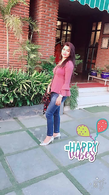 #fashionista #summers #happyvibes #positivity #ropogirl #being me #happyvibes