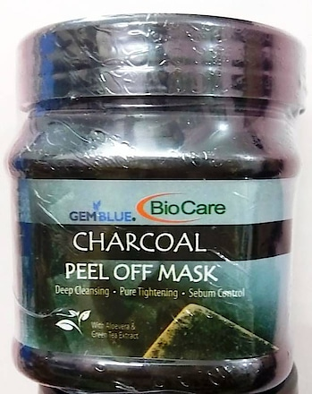 Biocare Skin purifying Charcoal Face Peel Masks 500 ml  Biocare Skin Variant Name:Charcoal Type:Peel Form:Masks Key Ingredient (Actual):Aloe vera Green tea Extract  #beauty #products #mask #lip #liner #gloss #body #lotion #cream #eye #shadow #deodorant   Buy Now:- https://bit.ly/2JHyyTP