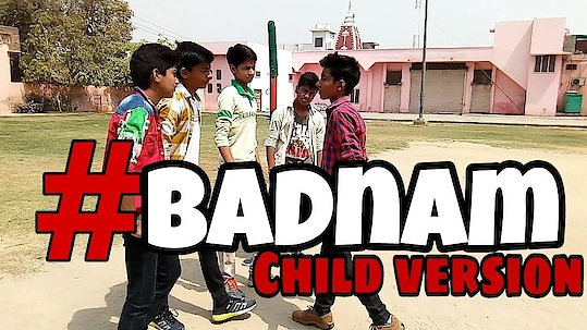 Badnam (Full Song) | Child version | Mankirt Aulakh Feat DJ Flow | Latest Punjabi song 2018 | Mars Action  #comedian #mars #amitbhadana #mankrit a