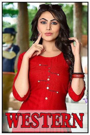 📕Catalogue name:-WESTERN 👗CLOTH:- Rayon ✅Concept :- long style kurti + chawal taka work  Length :- 46 Plus n 45 Ghera  Size:- L XL XXL AVAILABLE 10 designs  Catalog  PRICE - Rs 1199 🔹🔹🔹🔹GUARANTEED🔹🔹🔹🔹 💯✓Latest collection 💯✓Authentic products 💯✓Best price 💯✓Fastest Delivery 💯✓Service  Follow @lov4design for awesome designer dresses, sarees, lehenga, Kurtis, jewelry and much more 🤗🤗🤗🤗🤗 #womensfashion #womanhood #salwarsuit #kurti #leggings #ethnicwear #cosmetics #handbags #traditionalindian #indianbeauty #indiantraditional #ladieswear #ornaments #art #saree #feminine #girly #fashionqueen #jewelry #embroidery #skirts #makeup  #designerlehenga #earrings #necklace #tops #gowns #wedding #bridal